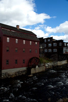 Old Grain Mill, Ammonoosuc River, Littleton NH 2