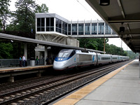 Acela 2030, BWI Airport Station