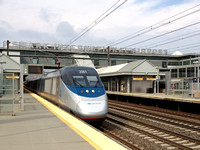 Acela 2001, Newark Int'l Airport Station