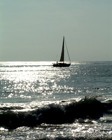 Sailboat, Liguna Niguel CA