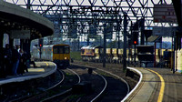 66 037 EWS aggregate train at Stratford - 4