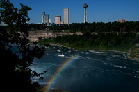 Rainbow, Niagara River