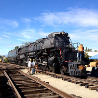 UP Big Boy 4014 at Fairplex 5