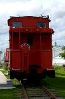 CN / TerraTransport Caboose 6072 - 3